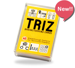 TRIZ BRAINSTORMING CARDS
